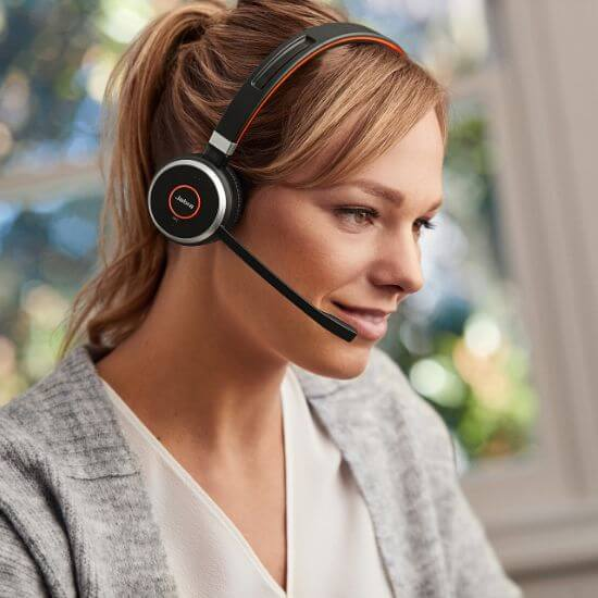 Jabra Headsets For Remote Work Adventus Solutions