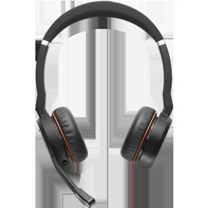 Video New Usb Headset Series Jabra Evolve Adventus Solutions